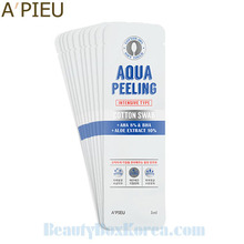 A'PIEU Aqua Peeling Cotton Swab Intensive Type 3ml*10ea,A'Pieu