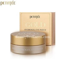 PETITFEE Gold Hydrogel Eye Patch 24K 1.4g*60ea,PETITFEE