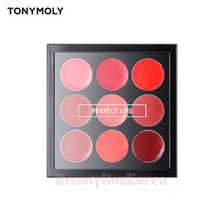 TONYMOLY Perfect Lips Top Color Lip Palette 7.2g,TONYMOLY