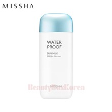 MISSHA All Around Safe Block Waterproof Sun Milk SPF50+ PA++++ 70ml [New],MISSHA