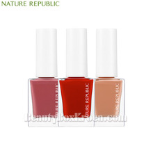 NATURE REPUBLIC Color&Nature Nail Color 8ml [Normal],NATURE REPUBLIC