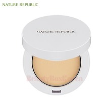 NATURE REPUBLIC Provence Air Skin Fit Pact SPF 27 PA++ 10.5g,NATURE REPUBLIC