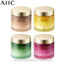 AHC Herb Solution Soothing Gel Cream 100ml,A.H.C