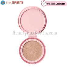 THE SAEM Eco Soul Power Stay Cushion Refill 15g [Over Action Little Rabbit Edition],THE SAEM