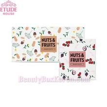 ETUDE HOUSE My Beauty Tool Shadow Case 8 hole [Nuts & Fruits Collection],ETUDE HOUSE