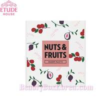 ETUDE HOUSE My Beauty Tool Shadow Case 4 hole [Nuts & Fruits Collection],ETUDE HOUSE