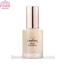 ETUDE HOUSE Double Lasting Serum Foundation SPF25 PA++ 30ml,ETUDE HOUSE
