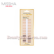 MISSHA DASHING DIVA Magic Gel Strip 1ea,MISSHA