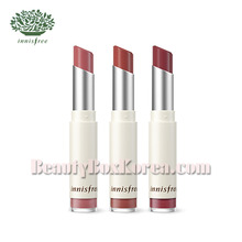 INNSFREE Real Fit Creamy Lipstick 3.3g [Autumn Maple Collection],INNISFREE
