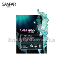 SAMPAR Addict Urban Defense Sheet Mask 30g,SAMPAR