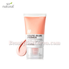 SO NATURAL Slefie Blur Primer 30ml,SO NATURAL