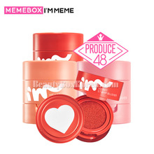 MEMEBOX I'M MEME I'M Heart Stamp Blusher 6g,MEME BOX
