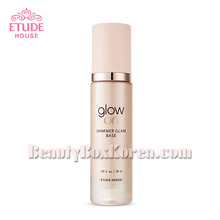 ETUDE HOUSE Glow On Shimmer Glam Base 30ml,ETUDE HOUSE