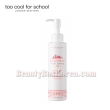 TOO COOL FOR SCHOOL Mineral Pink Salt Deep Cleansing Oil 150ml,TOO COOL FOR SCHOOL