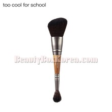 TOO COOL FOR SCHOOL Art Class Dual Contour Brush 1ea,TOO COOL FOR SCHOOL
