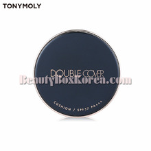 TONYMOLY Double Cover Cushion SPF37 PA+++ 13g,TONYMOLY