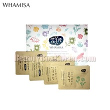 WHMISA Organic Skin Care Sachet Set 7items,WHAMISA