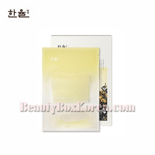 HANYUL Yuja Oil Sheet Mask 24ml*5ea, HANYUL