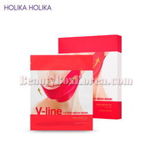 HOLIKA HOLIKA V-line Lifting Mesh Mask 12g,HOLIKAHOLIKA