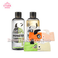 ETUDE HOUSE Monster Cleansing Set 3items [Halloween Edition],ETUDE HOUSE