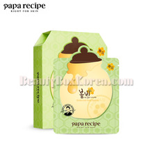 PAPA RECIPE Bombee Green Honey Mask Pack 25g*10ea,PAPA RECIPE