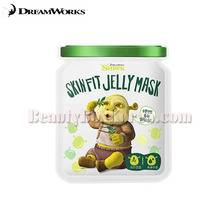 DREAMWORKS Shrek Skin Fit Jelly Mask-Soothing/Calming 25g,Dreamworks