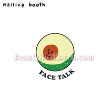 MALLING BOOTH Handy Talk Face Ver.1 1ea,MALLING BOOTH