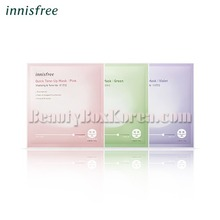 INNISFREE Quick Tone Up Mask 10g*3ea,INNISFREE