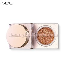 VDL Expert Color Pot Eyes 3.5g[VDL Gold 18], VDL