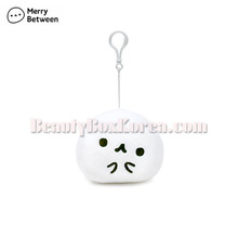 MERRY BETWEEN Bag Keyring-Mochi 1ea,MERRY BETWEEN