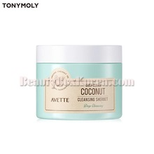 AVETTE Deep Clean Coconut Cleansing Sherbet 90g,TONYMOLY