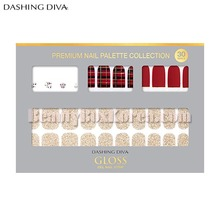 DASHING DIVA Gloss Premium Gel Nail Strip 1ea,DASHING DIVA