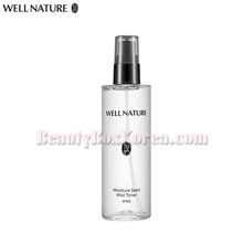 WELL NATURE Moisture Seed Mist Toner 155ml,WELL NATURE