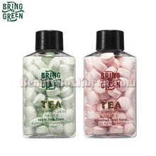 BRING GREEN Blending Tea Toothpaste Tabs 50tabs 35g,BRING GREEN