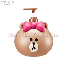 MISSHA Body Wash Moringa 600ml[LINE FRIENDS Edition],MISSHA