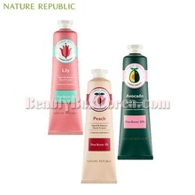 NATURE REPUBLIC Hand&Nature Hand Cream 30ml,NATURE REPUBLIC
