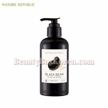 NATURE REPUBLIC Black Bean Anti Hair Loss Shampoo 300ml,NATURE REPUBLIC