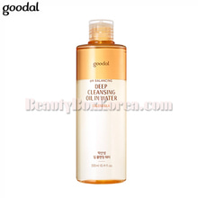 GOODAL Calendula pH Blansing Deep Cleansing Oil In Water 300ml,GOODAL