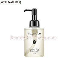 WELL NATURE Moisture Deep Cleansing Oil 170ml,WELL NATURE