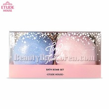 ETUDE HOUSE Tiny Twinkle Bath Bomb Set 2items,ETUDE HOUSE