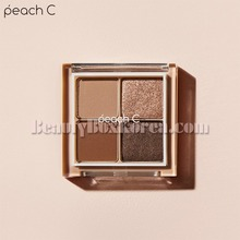 PEACH C Falling In Eyeshadow Palette 8g,PEACH C