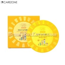 CARE ZONE Daily&Family Sun Care Cushion SPF 32 PA++ 15g,CARE ZONE