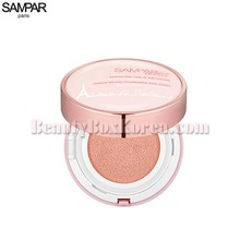 SAMPAR Addict Pink Tone Up Sun Cushion 13g,SAMPAR