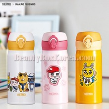 THERMOS KAKAO FRIENDS JNL-353KA One Touch Vacuum Flask 350ml 1ea,THERMOS