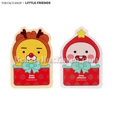 THE FACE SHOP KAKAO FRIENDS Little Friends Character Mask 25ml,THE FACE SHOP