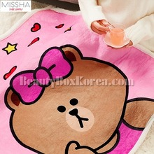 MISSHA LINE FRIENDS Blanket 1ea[LINE FRIENDS Edition],TONYMOLY