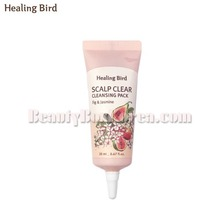 [mini]HEALING BIRD Scalp Clear Cleansing Pack Fig&Jasmine 20ml,HEALING BIRD