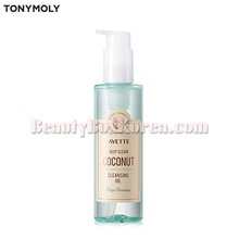 AVETTE Deep Clean Coconut Cleansing Oil 150ml,TONYMOLY