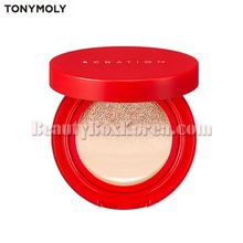 TONYMOLY BCDaition Moisture Cover Cushion 10g[2018 Holiday Edition][Online Excl.],TONYMOLY