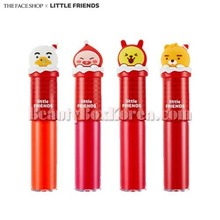 THE FACE SHOP KAKAO FRIENDS Little Friends Lip Tint 5g,THE FACE SHOP